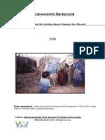 Social Economic Background