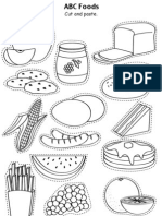 Alphabet Foods