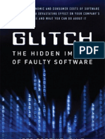 Glitch - The Hidden Impact of Faulty Software