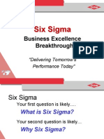 Six Sigma Introduction 3697