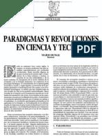 Paradigmas y Revoluciones en La Ciencia