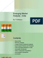 Emerging Market -Presentation