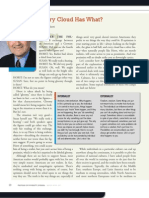 Diversity Journal |  Every Cloud Has What? - Mar/Apr 2011