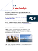 Gnoseología  Diálogos  Bioéticos  con Antonio  Dubravcic