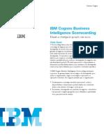 IBM Cognos Bi Score Carding