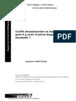 Conflit sécessionniste en Azerbaidjan
