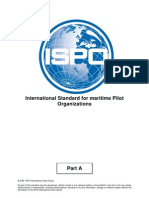 Part a - International Standard for Maritime Pilot Organizations - Version 08