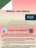 Mídia Kit – She's Glamour
