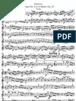 II -Sonata N° 4 in A Minor 'Violin''