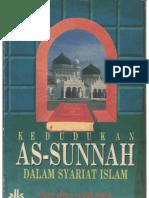 The Status of Sunnah Within the Shari'at of Islam