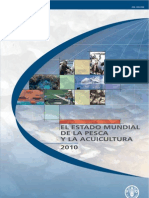 El Estado Mundial de La Pesca y La Acuicultura 2010