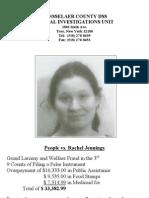 Fraud Sweep June 2 2011 Updated