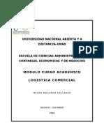 Villeros Pallares Melba - Logistica Comercial