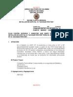 Plan Contra Incendio y Siniestro 2010
