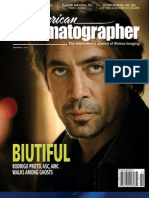 American Cinematographer Magazine - January 2011-TV