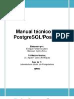 Manual Tecnico de Postgres Postgis en Ubuntu Todo Sobre GIS