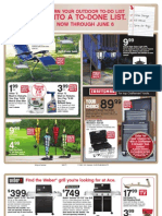 Seright's Ace Hardware Bring on Summer Sale