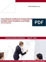 ISQ002 - Curso Certified Tester Foundation - ISTQB 1P 0%