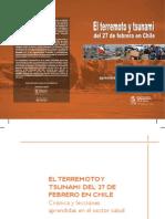 Terremoto y Tsunami de Chile Lecciones en El Sector Salud