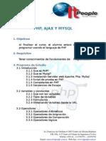PHP Con Ajax