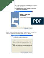 Este manual es para aprender a crear una maquina virtual con opciones básicas en VMware