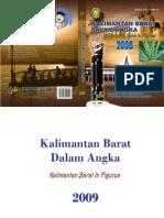 Kalimantan Barat Dalam Angka 2009