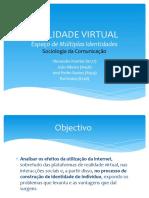 Realidade Virtual Final