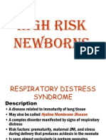 newborn diseases