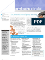 Members Circle, May 2011 Newsletter