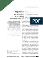 Savarino - Populismo [Espiral] (2006)