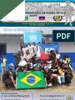 Companhia de Engenharia de Força de Paz – Haiti – Informativo N° 85 da BRAENGCOY