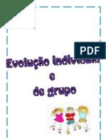 Evolução individual e de grupo (reflexões)