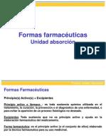 3 Formas farmaceúticas