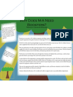 FINANCE Boosters