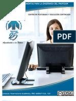 Brochure Diplomado TICs