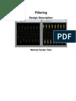 Filtering in MATLAB Simulink