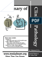 Summary of Clinical Pathology [MsMMaM]