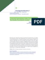 CPU e Pinero Representaciones Bourdieu