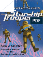 Avalon Hill - Warame Boardgame - Starship Troopers