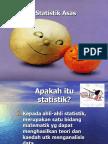 Statistik asas 2007 -2