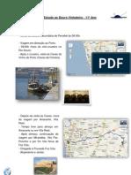 guião visita de estudo - Douro Vinhateiro