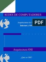 MODELOS OSI - TCP/IP