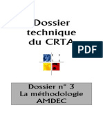 méthodologie AMDEC