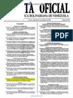 Gaceta 39304 11-11-2009 Requisitos Prestamo Vivienda Principal