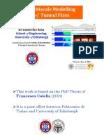Multiscale Modelling of Tunnel Fires (Plenary, Valencia, 2011)