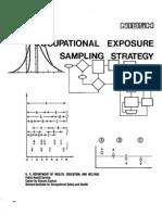 77-173 Occupational Exposure Sampling Strategy Manual