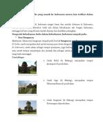 Pengaruh Budaya Dan Hasil Kebudayaan India (1)