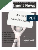 Newsletter -April 2011