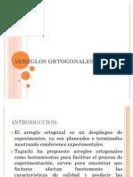 ARREGLOS ORTOGONALES nuevo
