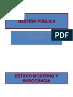 CURSO DE GESTIÓN PÚBLICA